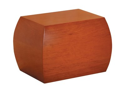 Honey Brown Urn